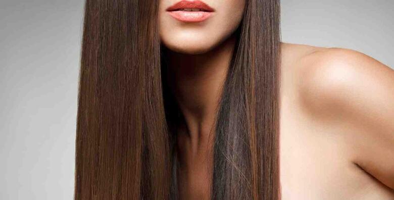 Šišanje, pranje i frizura za sve dužine kose - njegovana kosa nadomak ruke za samo 79 kn!