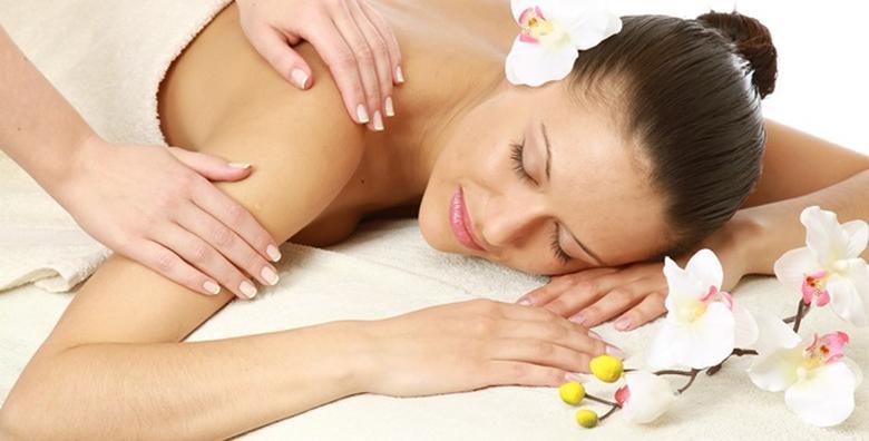 Masaža cijelog tijela ili leđa - 1 ili 2 tretmana već od 59 kn!