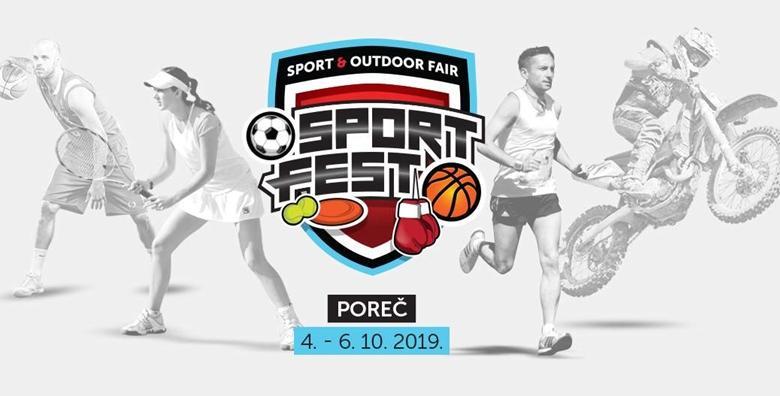 Sport Fest u Poreču - otkrijte tajne velikana hrvatskog sporta iz prve ruke uz predavanja Line Červara, Željka Mavrovića, braće Sinković i mnogih drugih!
