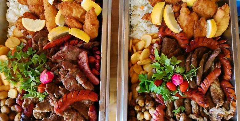 Ručak ili večera za dvoje - počastite se bogatim obrokom u Oroslavju za 212 kn!