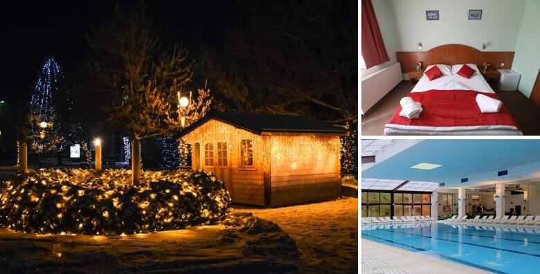Nova godina u Oroslavju - 3 noćenja s polupansionom za 2 osobe u Hotelu Zagi 3* za 1.159 kn!