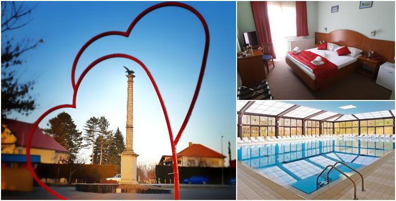 Valentinovo u Hotelu Zagi 3* - 1 ili 2 noćenja za 2 osobe uz romantičnu večeru od 646 kn!