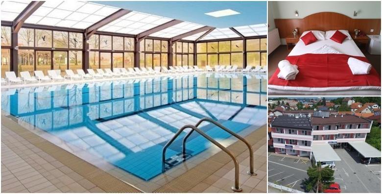 Stubičke toplice 3* - 1 do 6 noćenja za 2 osobe uz cjelodnevne ulaznice za bazen već od 443 kn!