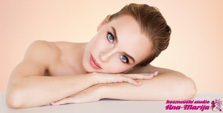 MEGA POPUST: 79% - Čišćenje lica - klasičan tretman uz uključen ultrazvuk lica i ampulu hijalurona, revitalizirajte, zaštitite i osvježite svoju umornu kožu za 119 kn! (Ana-Marija kozmetički studio)