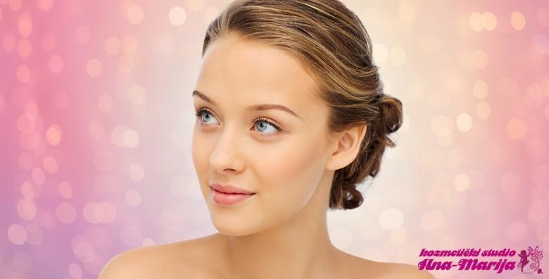 MEGA POPUST: 86% - Mezoterapija, ampula hijalurona, masaže lica, vrata i dekoltea za 99 kn!Kombinacija tretmana za pomlađivanje, hidratizaciju i revitalizaciju kože! (Ana-Marija kozmetički studio)