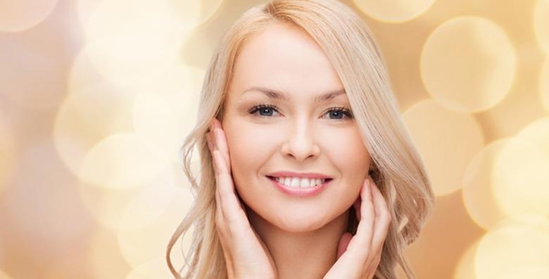 MEGA POPUST: 86% - 3 dijamantne mikrodermoabrazije, 3 ultrazvuka lica, 3 ampule kolagena ili hijalurona uz gratis ampulu vitamina C u Ana - Marija kozmetičkom studiju za 299 kn! (Ana-Marija kozmetički studio)