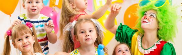 DJEČJI ROĐENDAN - Priuštite svojim mališanima proslavu iz snova! 2h zabave za do 15-ero djece uz stručne animatore i tematske igre - Start ili Cool paket već od 599 kn!