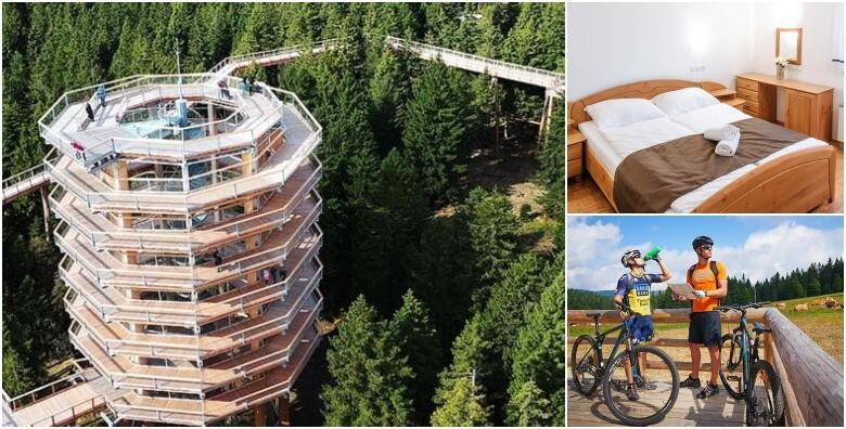 Slovenija, paket u prirodi - 2 noćenja s polupansionom za 2 osobe Hotelu 3* za 1.431 kn!