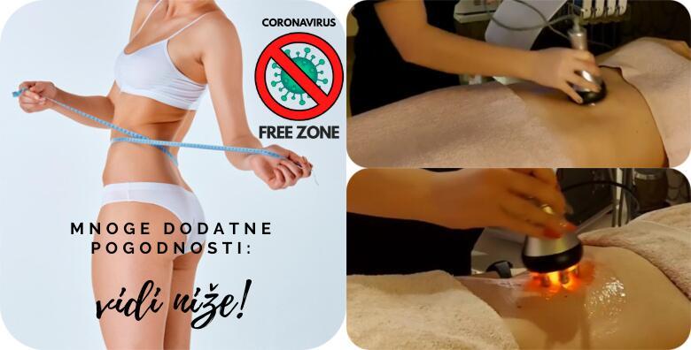 40 tretmana za mršavljenje - postignite željenu liniju i smanjite konfekcijski broj za 999 kn!