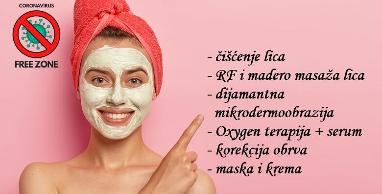 Neka vaša koža zablista uz 8 tretmana za njegu lica u Kozmetičkom studiju Nice za 349 kn!