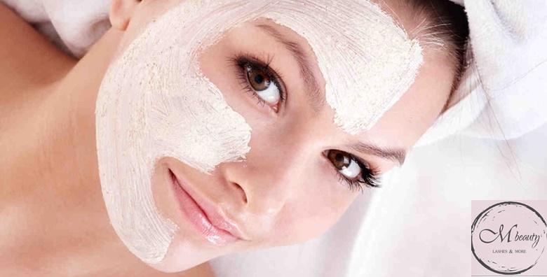 Mikrodermoabrazija uz masažu lica i masku te ampulu hijalurona, kolagena ili vitamina za 99 kn!