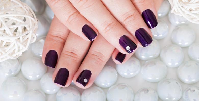 POPUST: 38% - Trajni lak i parafin - priuštite si njegovane nokte uz Shellac liniju lakova za 99 kn! (M beauty)