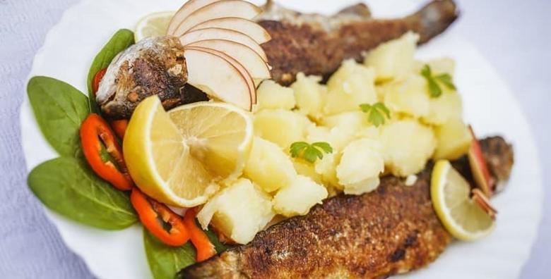 POPUST: 50% - Počastite se ukusnom ribljom platom za 4 osobe  u restoranu Makedonska Baraca za 189 kn! (Makedonska Baraca)