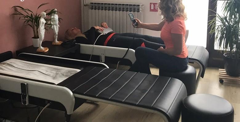 Tretman kralježnice u trajanju 40 min za samo 99 kn!