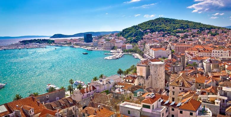 Split, Galeria Valeria Downtown Seaside 4* - 1 noćenje s/bez doručka za 2 osobe već od 333 kn!