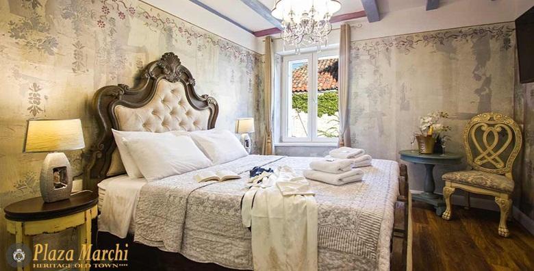 Ponuda dana: Split - kraljevski odmor u povijesnom okruženju, samo 200m od Dioklecijanove palače! 1 noćenje za dvije osobe u Plaza Marchi Old Town hotelu 4* od 444 kn! (Plaza Marchi Old Town 4*)