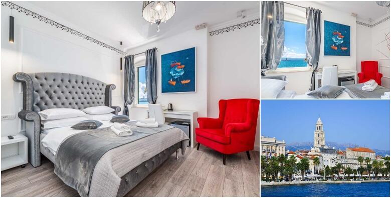 Split - odmor u povijesnom okruženju i idiličnom interijeru hotela Galeria Valeria 4* uz 1 ili više noćenja za dvije osobe s/bez doručka od 345 kn!