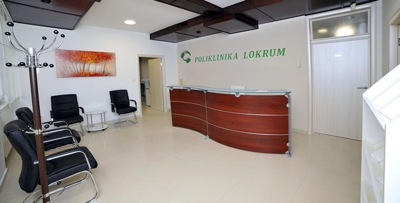Ultrazvuk ramena - specijalistički pregled u Poliklinici Lokrum u Dugom Selu za 189 kn!