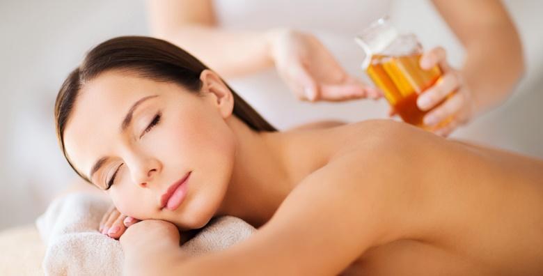 Antistres masaža - priuštite si opuštanje u trajanju od 45 min za samo 39 kn!