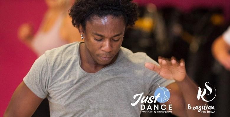 POPUST: 50% - Brazilian Fun Dance - mjesec dana treninga kojeg vodi Ricardo Santos iz Brazila, plesni instruktor i poznavatelj brazilskih plesova te profesor Capoeire već od 65 kn! (Samo pleši)