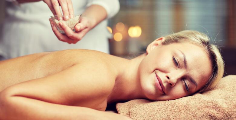 Stress relief aromaterapijska masaža cijelog tijela u trajanju 90 minuta za 149kn!