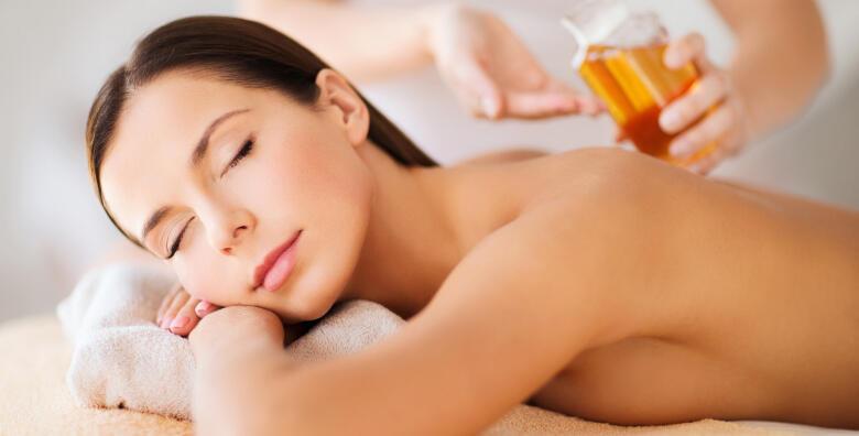 Masaža u trajanju 30 minuta - parcijalna ili aromaterapijska masaža od 59 kn!
