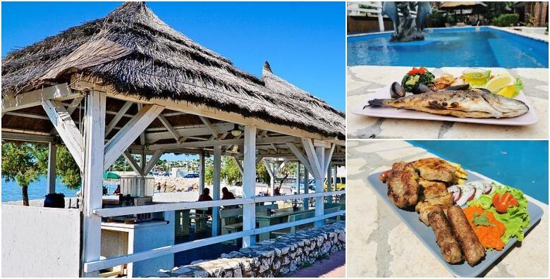 Jadranska ili Mix plata za 1 osobu - počastite se ručkom ili večerom u The Movie Resort restoranu u Tribunju već od 49 kn!
