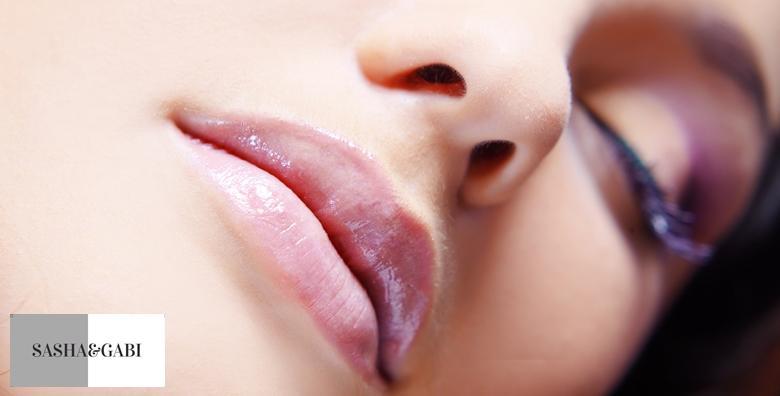 Hyaluron Pen popunjavanje bora ili povećanje usana - pune usne već od 1.350 kn!