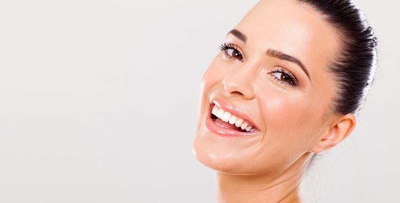 MEGA POPUST: 80% - Čišćenje kamenca i poliranje zubi ili jednoplošni, dvoplošni ili troplošni ispun - prestanite skrivati svoj osmijeh i vratite zubima bjelinu već od 99 kn! (Andi Dent)