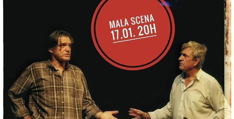 POPUST: 33% - HIT komedija Art u Maloj sceni– predstava o dugogodišnjem prijateljstvu na pragu krize za samo 40 kn! (Umjetnička organizacija Aplauz Teatar)