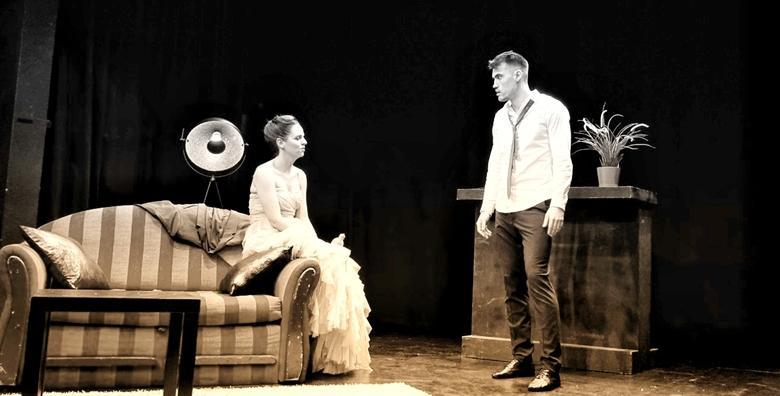Predstava bračni (s)provod - 26.2. u Maloj sceni za 40 kn!