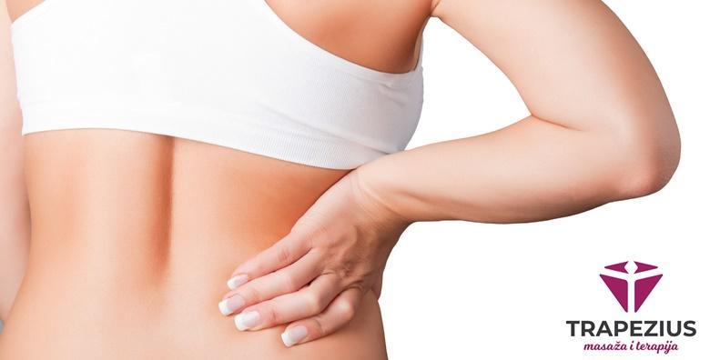 Paket fizikalne terapije po izboru - masaža, terapijske vježbe i fizikalna terapija za 199 kn!