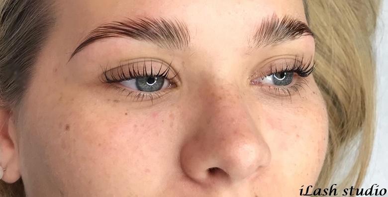 POPUST: 45% - InLei lash lift i bojanje trepavica - istaknite oči uvijenim, voluminoznim, sjajnim i mekim trepavicama uz efekt koji traje čak do 6 tjedana za samo 99 kn! (iLash studio)