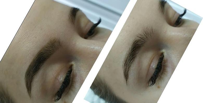 POPUST: 55% - Threading obrva koncem i bojanje kanom BH Henna - istaknite oči savršeno oblikovanim obrvama u iLash studiju za 99 kn! (iLash studio)