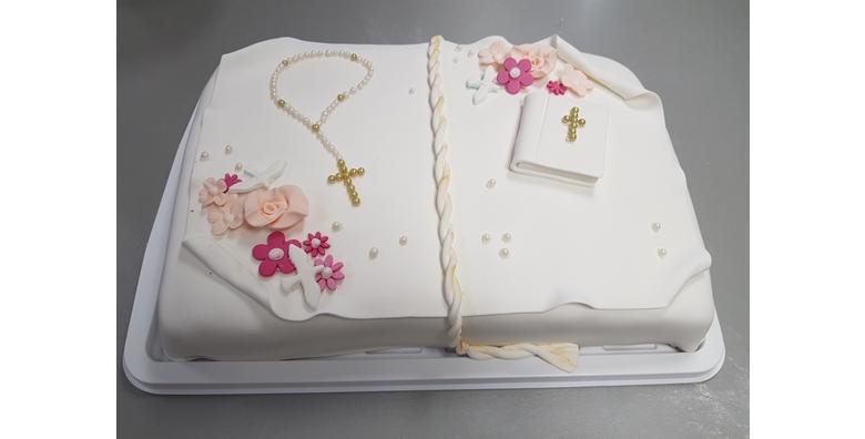 Ponuda dana: Naručite najdraži okus torte u obliku knjige za svečane prilike s uključenom dostavom u Zagrebu za 399 kn! (Slastičarnica Slatki snovi)