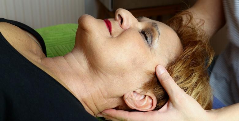 5 tretmana kranio-sakralne masaže u trajanju 50 minuta - riješite se migrene i bolova u vratu i kralježnici i motoričkih teškoća za 799 kn!