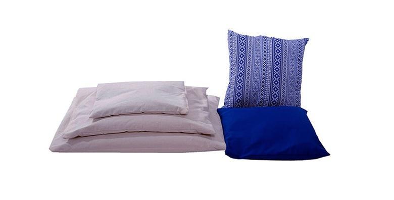 Jastuk od heljdinih ljuski s domaćeg opg-a, dimenzije 40x60cm ili 50x70 cm s antialergijskim i antibakterijskim učinkom za već od 169 kn!