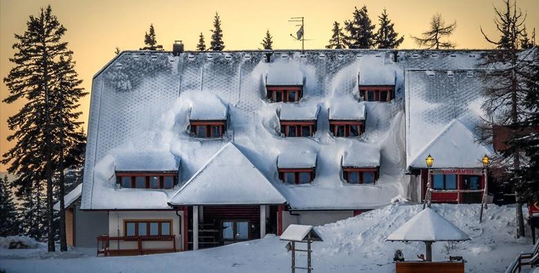 Ponuda dana: Skijanje u Sloveniji - 2, 3 ili 4 noćenja s polupansionom i ski karte za 1 osobu u Hotelu Krvavec 3* uz korištenje saune od 1.469 kn! (Hotel Krvavec)