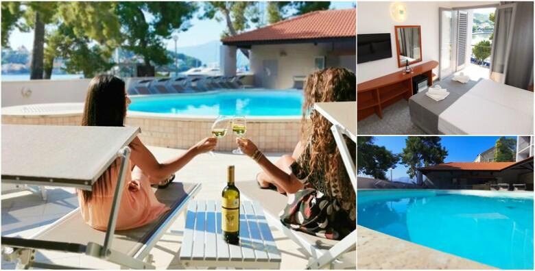 Početak i kraj ljeta na Korčuli - 2 ili 5 noći za 2 osobe s doručkom u Hotelu 3* od 553 kn!