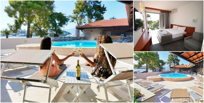 Ljetovanje na Korčuli - 2, 3 ili 7 noći za dvoje s doručkom u Hotelu Lumbarda 3* od 1.175 kn!
