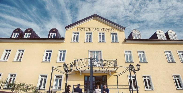 Zagreb - doživite dašak prošlosti u boutique Hotelu Puntijar 4* uz 2 noćenja za 2 osobe s doručkom i 2 večere prema receptima hrvatske kuhinje za 870 kn!