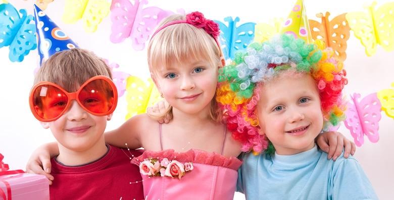 Proslava dječjeg rođendana - nezaboravnih 2 sata zabave uz paket razigrana bubamara za 499 kn!