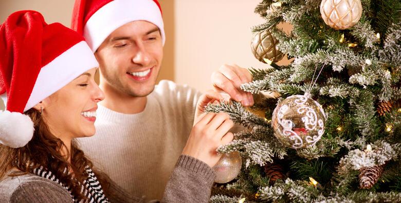 Božićno fotografiranje uz Djeda Božićnjaka za 299 kn!