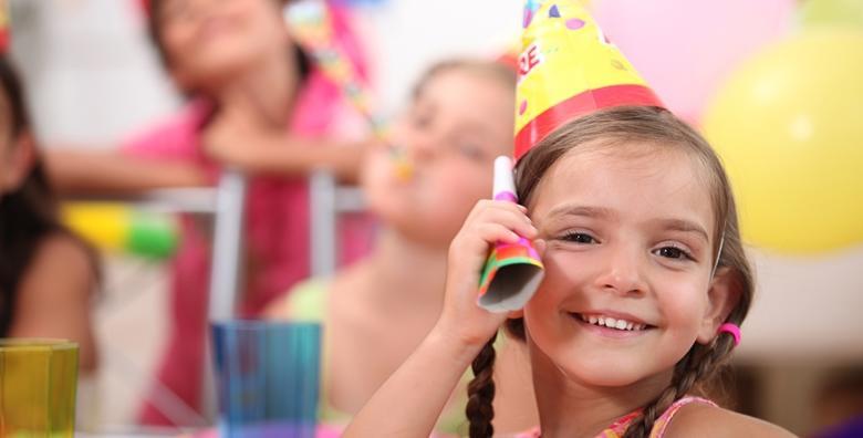 Proslava rasplesanog dječjeg rođendana uz 2 sata zabave i animatora za 499 kn!