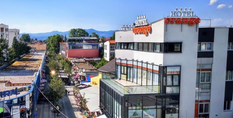 Sarajevo - 2 noćenja s polupansionom za dvoje u hotelu 4* za 720 kn!