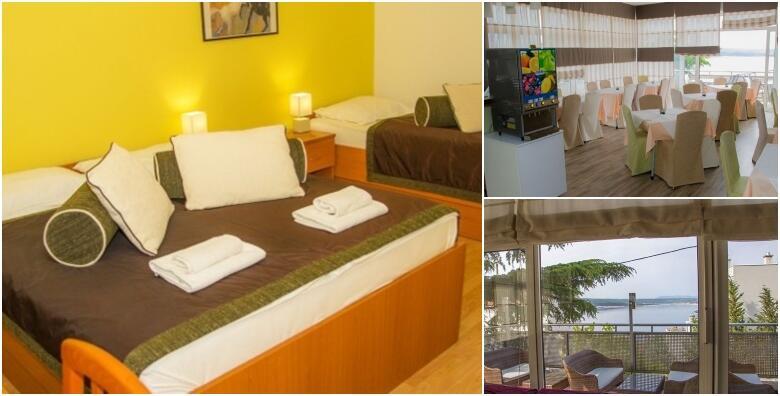 Ponuda dana: Crikvenica - ljetni odmor u prekrasnom ambijentu uz 2, 5 ili 7 noćenja za dvije  osobe s polupansionom u Hotelu Villa Aurora 3* od 875 kn! (Hotel Villa Aurora 3*)