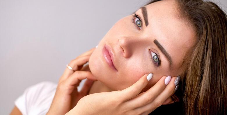 Radiofrekvencija lica i LED maska - pomladite kožu lica i potaknite regeneraciju za 349 kn!