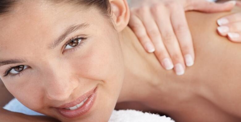 Oslobodite tijelo od umora i napetosti uz 2 masaže leđa u trajanju 30 minuta za 129 kn!