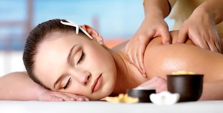 Antistres aromaterapijska masaža uz 60 minuta opuštanja cijelog tijela u La Camilla Beauty & Nutrition Centru za 149 kn!