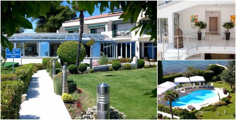 Ponuda dana: VODICE - Provedite ljeto u luksuznom Hotelu Villa Radin 4* uz 2 noćenja za dvije osobe i uživajte u doručku s prekrasnim pogledom na more za 1.899 kn! (Hotel Villa Radin 4*)